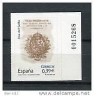 España 2008. Edifil 4412 ** MNH. Adhesivo. - 1931-Heute: 2. Rep. - ... Juan Carlos I