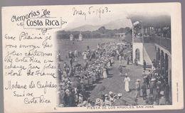 CPA - Memorias De Costa Rica - San José - Fiesta De Los Arboles - 1903 - Costa Rica