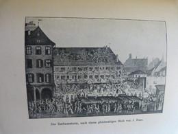Das Hotel Du Commerce Zu Strassburg. Alsace. Elsass. - 1901-1940