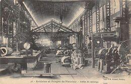 Firminy       42        Les Aciéries Et Forges   Atelier De Montage   2    (voir Scan) - Firminy