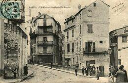 19-BASTIA-UN COIN DU BLD ST-ANGELO - Bastia