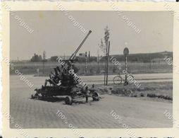 Fort Breendonk Luchtafweer Antwerpen - 1939-45