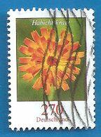 2019 GERMANIA Flowers Fiori  Hawkweed 270 Ct Usato - Usati