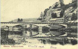 ESNEUX    Le Pont Sur L' Ourthe. - Esneux