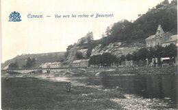 ESNEUX  Vue Sur Les Roches Et Beaumont. - Esneux