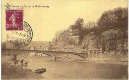 ESNEUX Le Pont Et La Roche Trouée. - Esneux