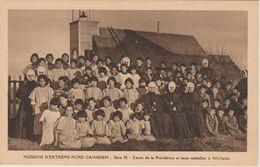 MISSIONS D'EXTREME NORD CANADIEN      LES SOEURS DE LA PROVIDENCE A ATHABASKA - Missionen