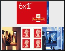 GROSSBRITANNIEN GRANDE BRETAGNE GB 2020 CARNET SHERLOCK MNH SG C4402-03 MI C4634-35 YT C5050-51 - Carné