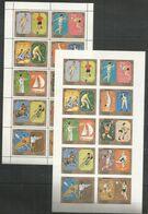 SHARJAH - MNH - Sport - Olympic Games - Perf. + Imperf. - Briefmarken