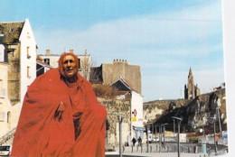 76 - DIEPPE : SALON Du PAPIER De COLLECTION (7 Et 8 Avril 2001) L'Hôte Du Quai Henri IV ) Numéroté 0200 - CPM GF - Collector Fairs & Bourses