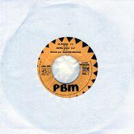 Disque  45 T - SP - Gaspare Messina - La Danza - PBM FOL 1 -  France  - Sans Pochette - Vinyl Records