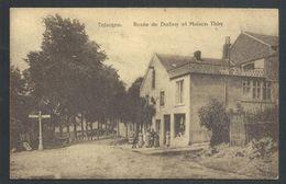 +++ CPA - TOHOGNE - Route De Durbuy Et Maison Thiry   // - Durbuy