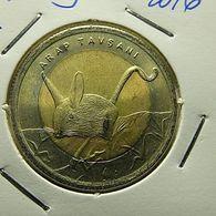 Turkey 1 Lira 2016 - Turquie