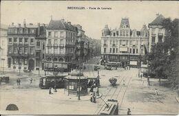BRUXELLES Porte De Louvain - Places, Squares