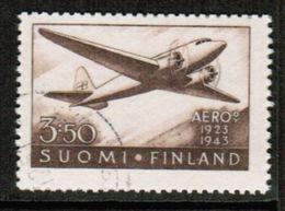 FINLAND  Scott # C 2 VF USED (Stamp Scan # 720) - Usados