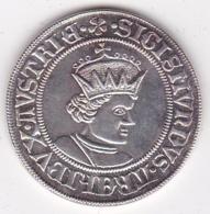 Autriche Médaille En Argent Sigismond D'Autriche 1988 Tirol /Tyrol - Royal / Of Nobility