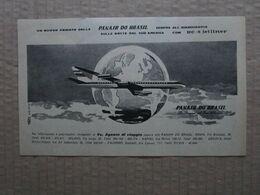 - ADVERTISING PUBBLICITA'  PANAIR DO BRASIL - 1961 - Reclame