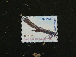 FRANCE YT 4375 OBLITERE - CONDOR DE CALIFORNIE RAPACE BIRD VOGEL OISEAU - Usati