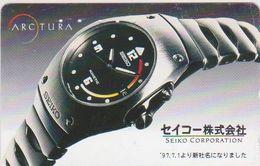 CLOCK - WATCH - JAPAN-002 - SEIKO - Advertising