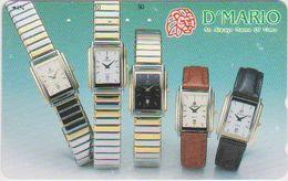 CLOCK - WATCH - JAPAN-008 - D'MARIO - Advertising