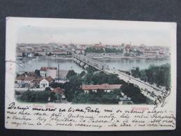 AK WARSZAWA Warschau 1900 //  D*45316 - Polen