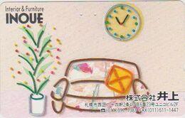 CLOCK - WATCH - JAPAN-018 - Advertising