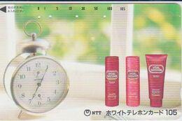 CLOCK - WATCH - JAPAN-026 - COSMETIC - Advertising