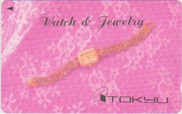 CLOCK - WATCH - JAPAN-027 - Advertising