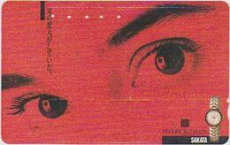 CLOCK - WATCH - JAPAN-028 - Advertising