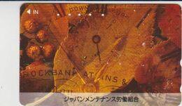 CLOCK - WATCH - JAPAN-031 - Advertising