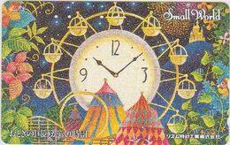CLOCK - WATCH - JAPAN-034 - Advertising