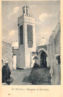TETUAN (Tétouan - Maroc) - Mezquita De Sidi Saidi - Cpa Non écrite - Petit Prix - Très Bon état - 2 Scans - Autres