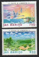 1995San Marino1607-1608Europa Cept - 1995