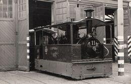 DRAISINE DAMPFLOK Fotokarte 1968, Gute Erhaltung - Trains