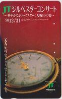 CLOCK - WATCH - JAPAN-043 - Pubblicitari