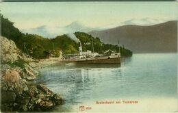 SWITZERLAND - BEATENBUCHT AM THUNERSEE - EDIT PVKZ - 1910s ( BG9431) - BE Berne