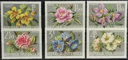 1964 Int. Gartenschau Wien MiNr: 1145-1150 - 1945-.... 2. Republik