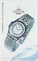 CLOCK - WATCH - JAPAN-044 - SEIKO - Pubblicitari
