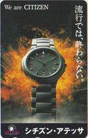 CLOCK - WATCH - JAPAN-047 - CITIZEN - Pubblicitari