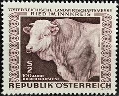 1967 Landwirtschaftsmesse Ried Im Innkreis Postfrisch** MiNr: 1244 - 1945-.... 2. Republik