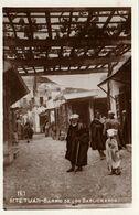 TETUAN (Tétouan - Maroc) - Barrio De Los Babucheros (Souk Des Babouches) - Cpa Luxe - Type Photo - Non écrite - TBE - Autres