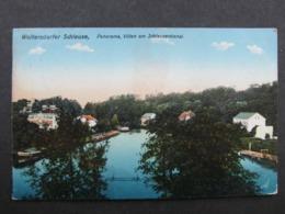 AK Woltersdorf Woltersdorfer Schleusse 1913  //  D*45344 - Woltersdorf