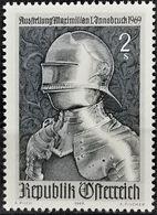 1969 Ausstellung Maximilian Innsbruck Postfrisch** MiNr: 1302 - 1945-.... 2. Republik