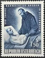 1964 Barmherzige Brüder  Postfrisch** MiNr: 1155 - 1945-.... 2. Republik