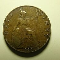 Great Britain 1/2 Penny 1909 - C. 1/2 Penny