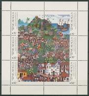 Nicaragua 1987 Entdeckung Amerikas C.Kolumbus 2823/28 K Postfrisch (C95631) - Nicaragua