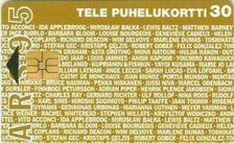 Finland Phonecard Tele D59 - Finland