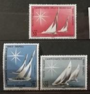 Italie 1965 / Yvert N°923-925 / ** - 6. 1946-.. Repubblica
