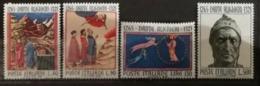 Italie 1965 / Yvert N°930-933 / ** - 6. 1946-.. Repubblica