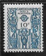 CAMEROUN TAXE N°24 * TB SANS DEFAUTS - Ongebruikt